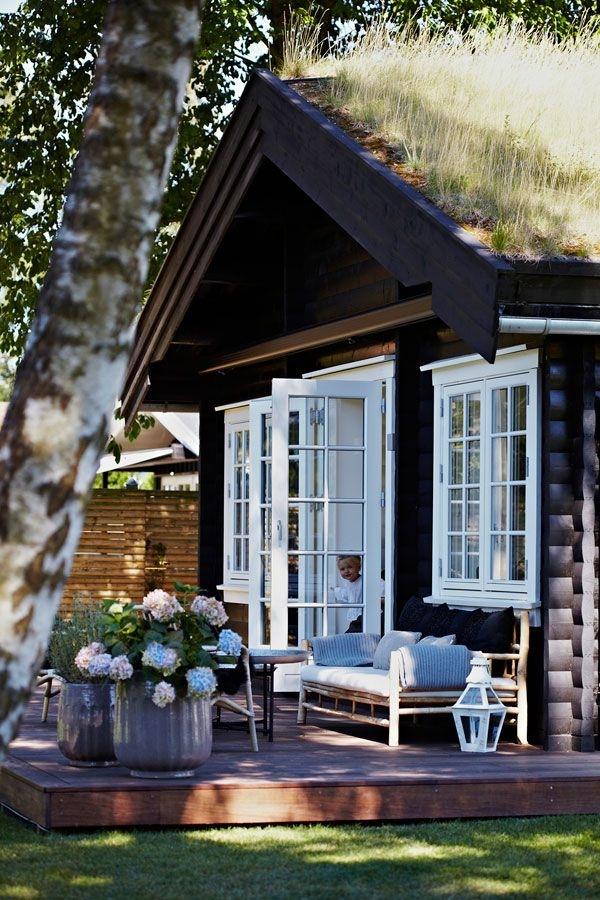 hyttetun-typisk-norsk-laftet