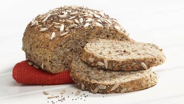 Chia brød funksjonell mat glutenfritt