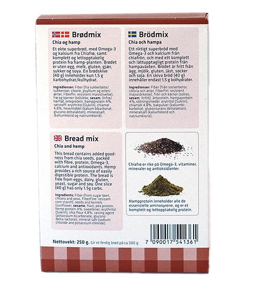 Chia brød innholdsfortegnelse funksjonell mat lindaslilleverden blogg bilde glutenfritt brød