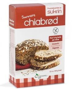 Chia brødmiks pakke