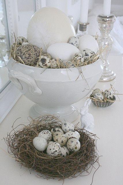 Påskedekorasjon egg