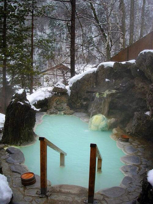 badekulp i fjellet